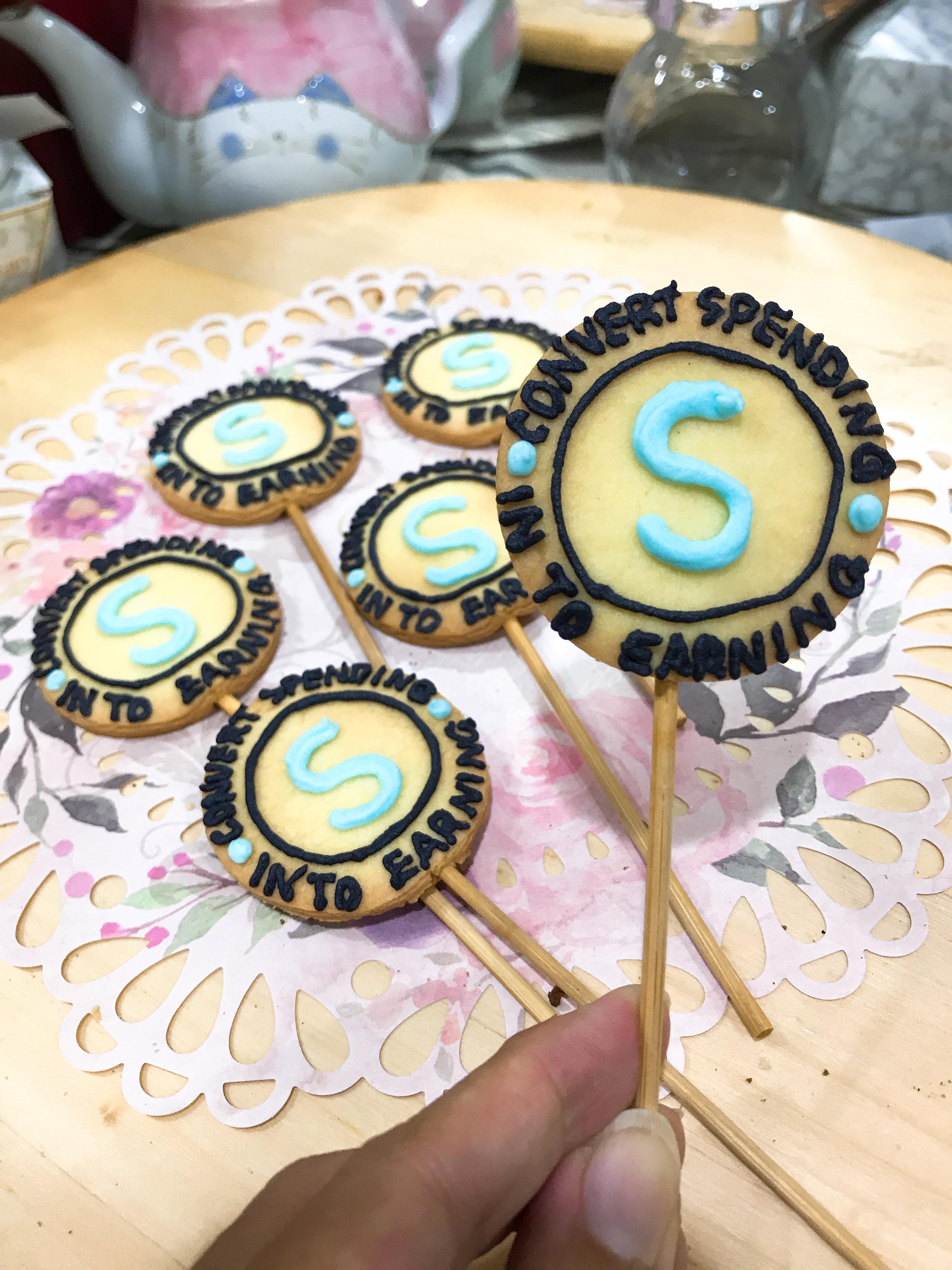 shop.com 糖霜餅乾 10支組