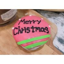 聖誕節 造型杯子蛋糕~~迷妳款~~merry Christmas 10入