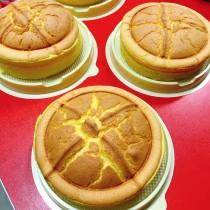 古早味 超綿密 6吋南瓜蛋糕 無添加