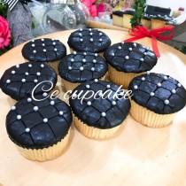 黑格菱 杯子蛋糕 6顆組
